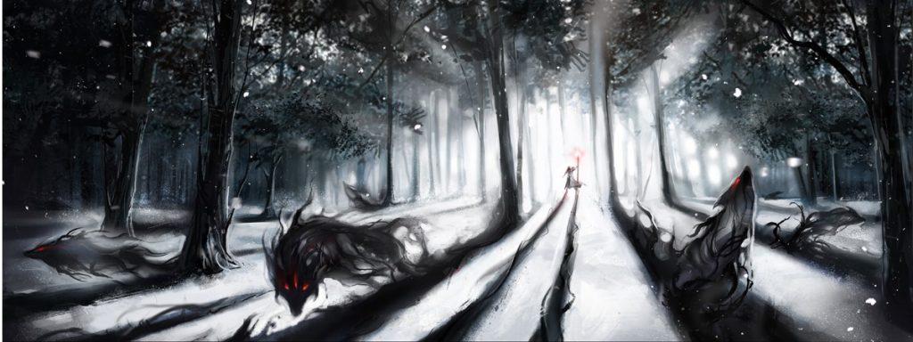 Camelot Unchained Beschwörer Slaughterwolves