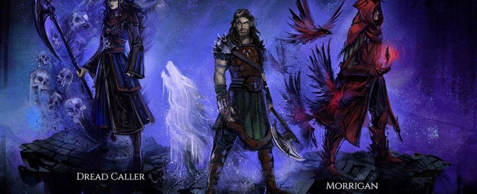 Camelot Unchained: Tierisches Vergnügen mit den Spirit-Mages