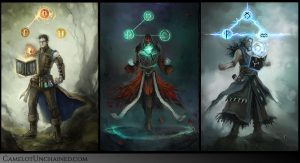 Camelot Unchained Warden Druid Wave Weaver