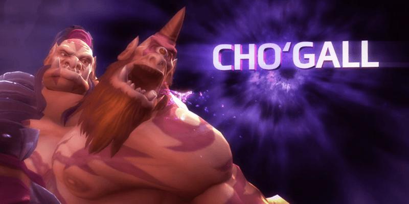 Heroes of the Storm: Cho'Gall im Rampenlicht – das kann der Doppelkopf!