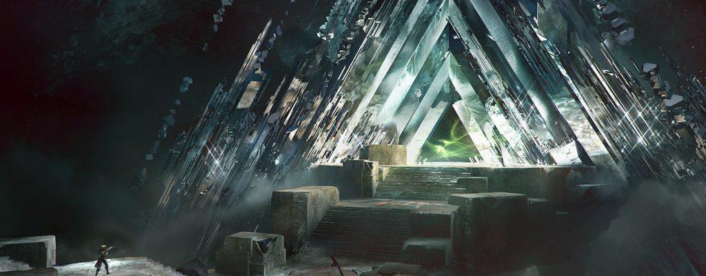 Destiny: Hüter mit viel RL-Glimmer hängen sich Destiny-Kunst ins Wohnzimmer