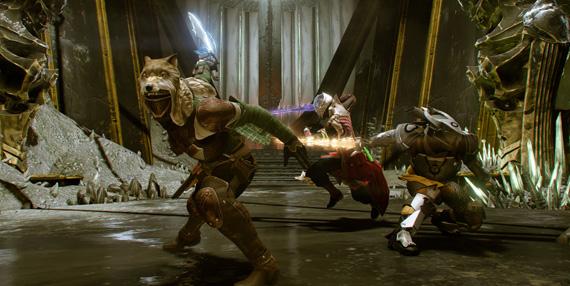 Destiny: Nächste Woche kommen ein Patch und ein etwas anderes Eisenbanner