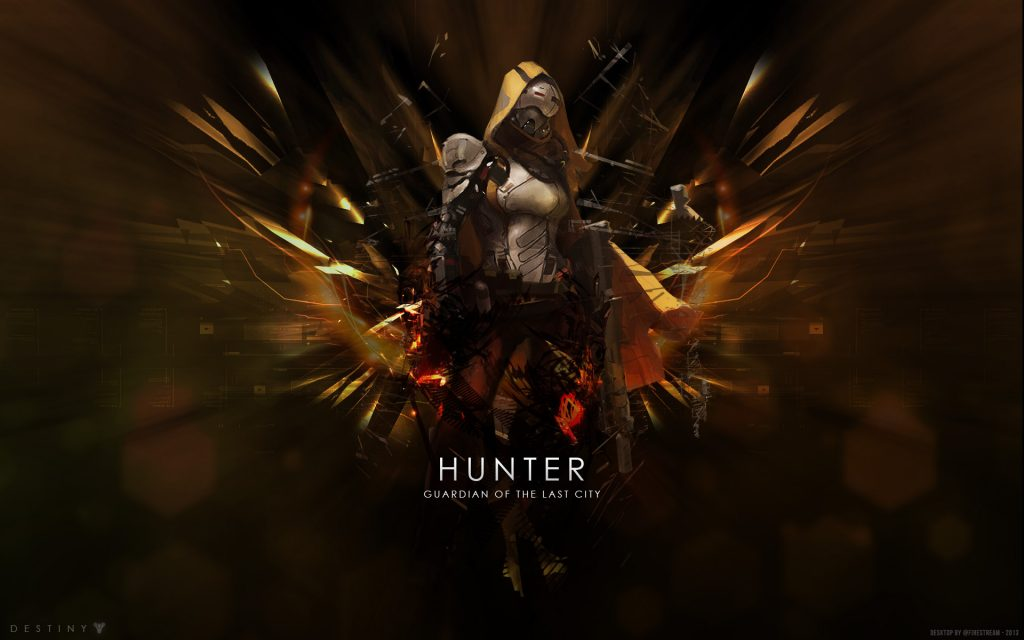Destiny-Hunter