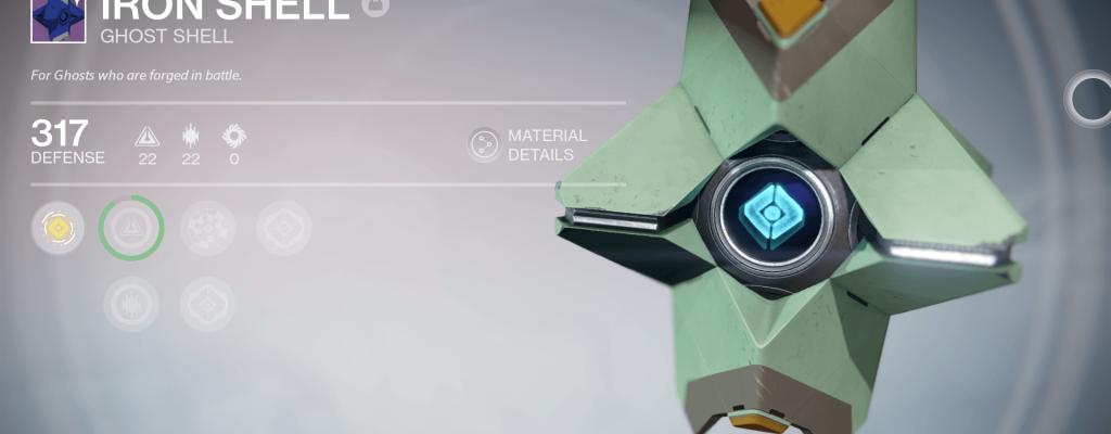 Destiny: Belohnungen im November-Eisenbanner gehen bis auf 320 hoch
