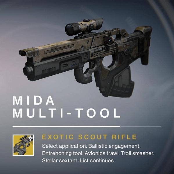 Destiny-MIDA