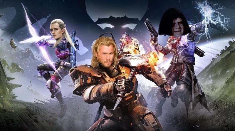 Destiny-Machtphantasie