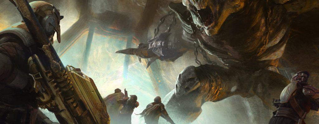 Destiny: Wöchentlicher Dämmerungsstrike am 10.11 führt gegen die Gebrüder Schildkröte