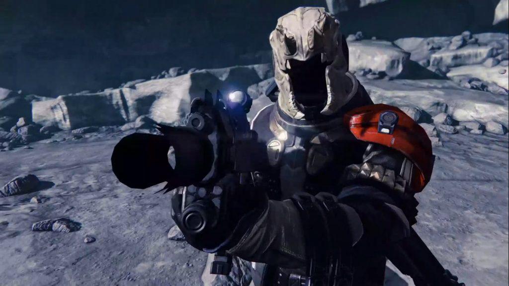 Destiny-Skull