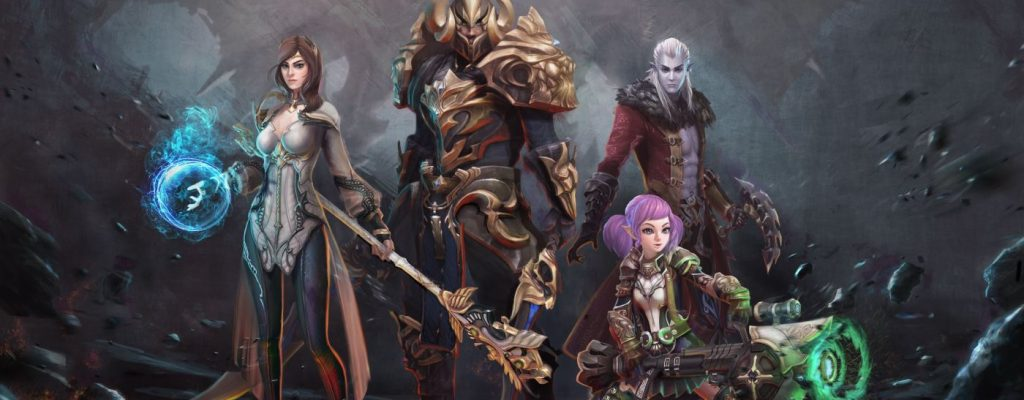 Devilian: Neues kostenloses Action-MMORPG hat Release-Termin