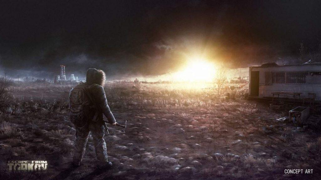 Escape-from-Tarkov Survival