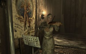 Fallout 4 Charakter Grafik