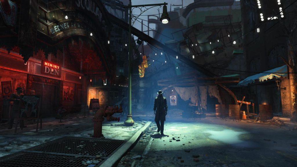 Fallout 4 City