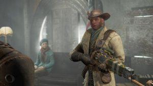 Fallout 4 Dialog NPC Quest