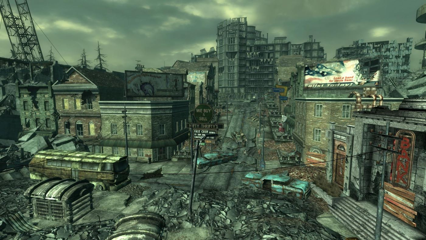 Build A Power Plant In Fallout