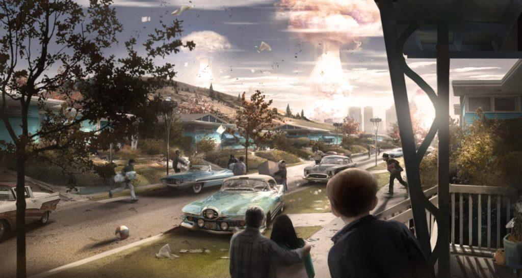 Fallout 4 Post-Apocalypse