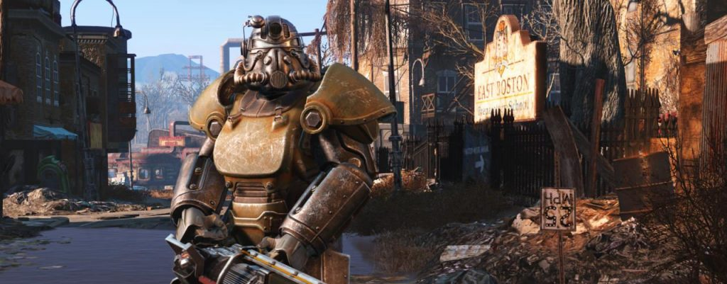Fallout 4 Test Bild