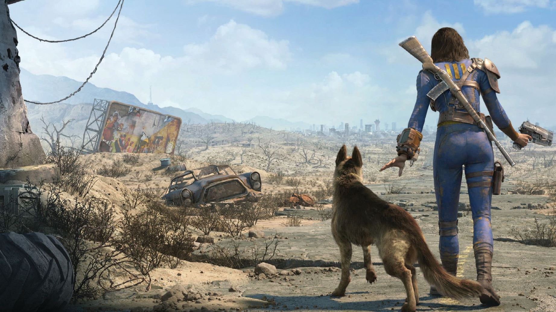 Fallout 4 Test Review Bild