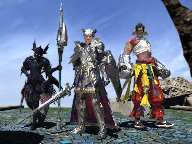 Final-Fantasy-XIV-Ministrel