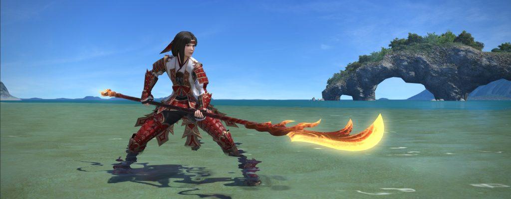 Final Fantasy XIV nimmt Abschied vom älteren Bruder FFXI, sieht trotz Trauer noch besser aus