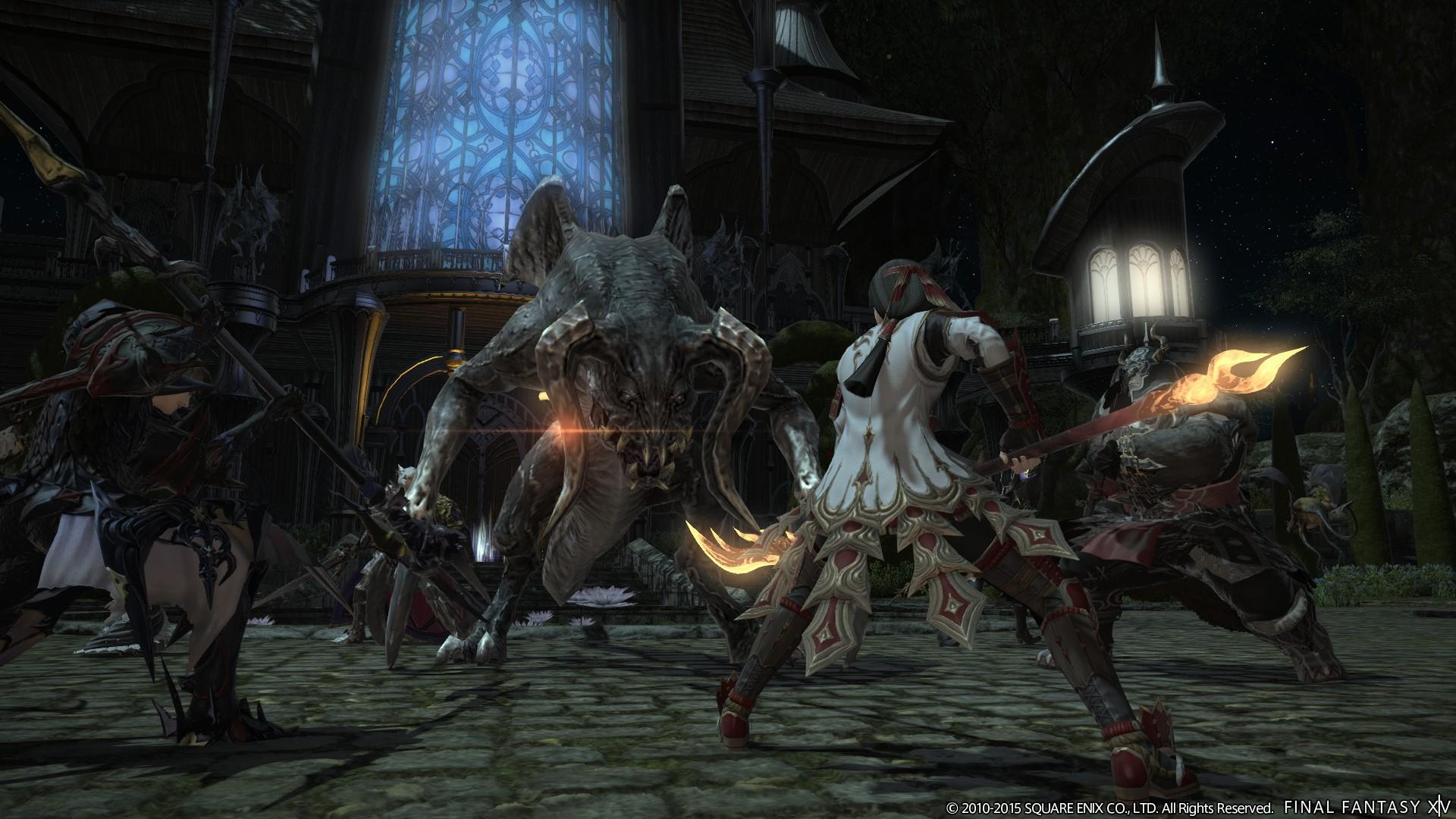 Final Fantasy Xiv Nimmt Abschied Vom älteren Bruder Ffxi Sieht