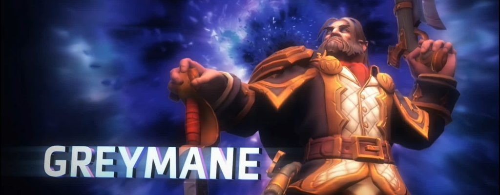 Heroes of the Storm: Graumähne und das neue Observer-Interface