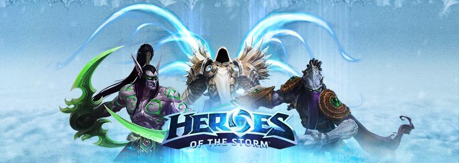 Heroes of the Storm: 50% Rabatt auf alles und 1-Jahr-Booster
