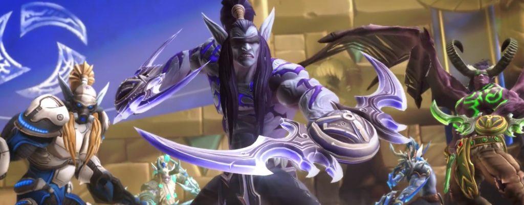 Heroes of the Storm: Blizzard disst größte Spieleseite der Welt