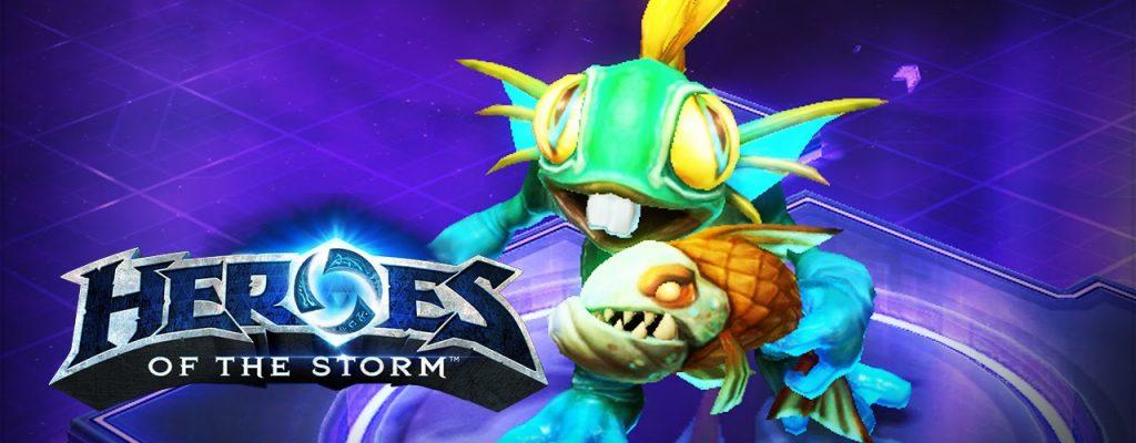 Heroes of the Storm: Ein Murloc und ein Spinner sind immer die Gewinner