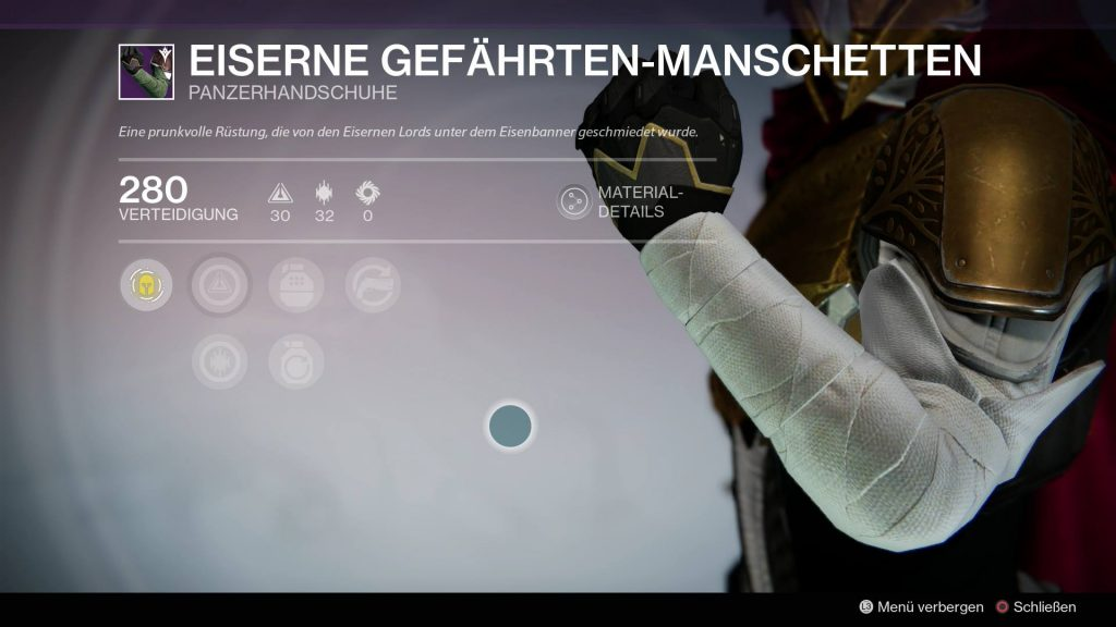 IB-Manschetten