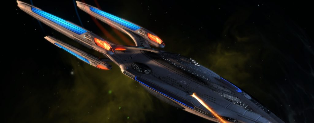Star Trek Online: Jupiter – So sieht das Wunsch-Schiff der Spieler aus