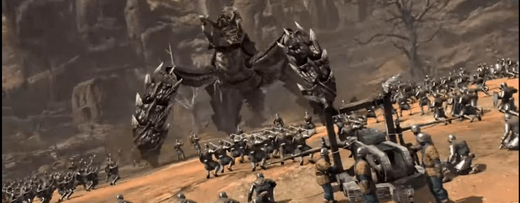 Kingdom under Fire 2 war erstmals auf Playstation 4 spielbar – Monster und Armeen