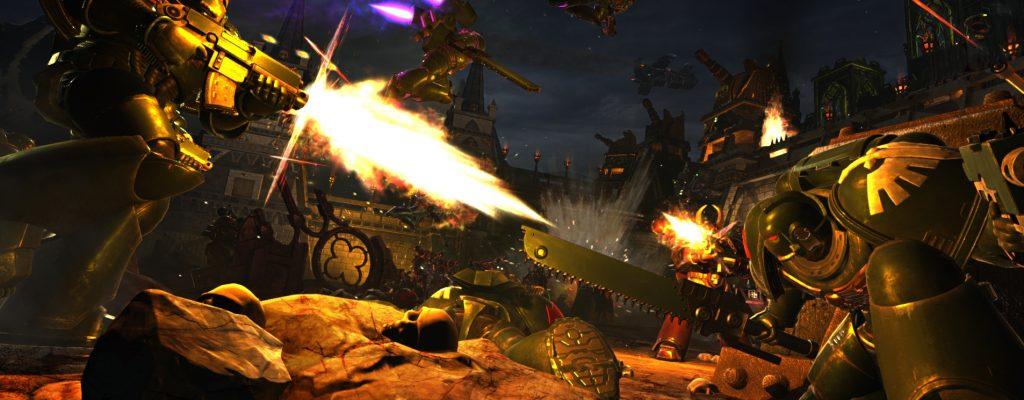 Warhammer 40k Eternal Crusade: Für Leute, die Ihre MMO-Shooter schön blutig mögen