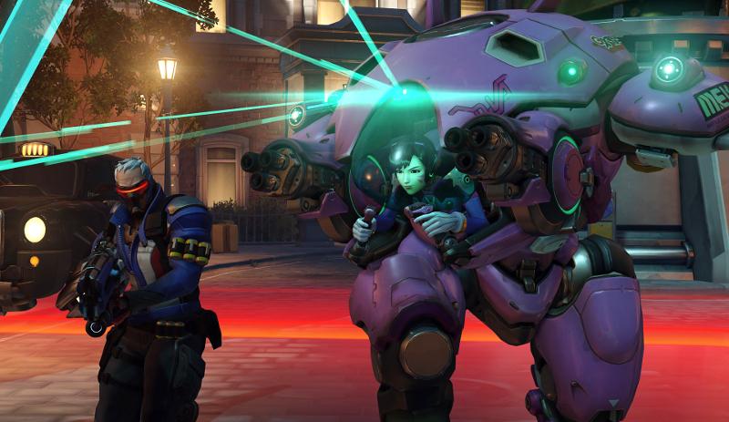 Ob noch mehr Helden als bezahlte DLCs kommen? Für Blizzard stellt sich diese Frage im Augenblick nicht.