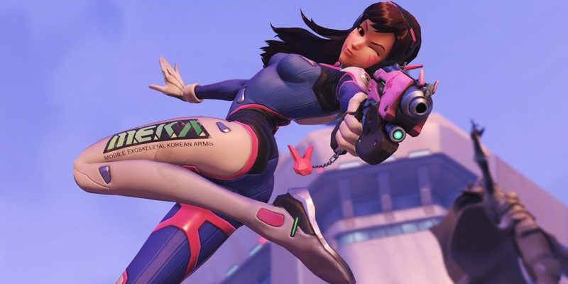 Overwatch: Neuer Gameplay-Trailer zeigt Helden in Action!