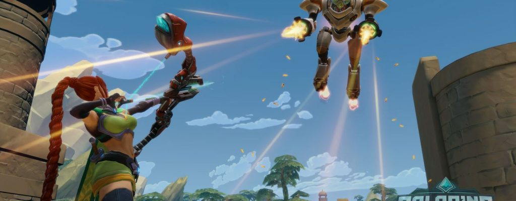 Paladins: Closed Beta Termin des MOBA-Shooters ist bekannt