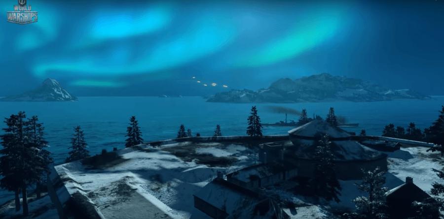 Polarlicht-World-of-Warships