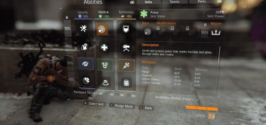 The Division: Spieler hat viele Agenten, noch mehr Waffen