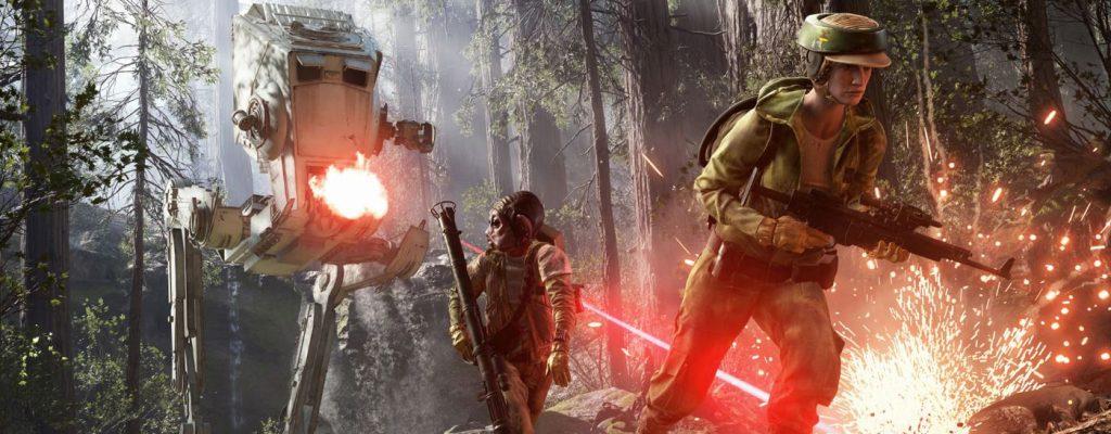 Star Wars Battlefront für Playstation VR angekündigt – Der Jedi trägt Brille