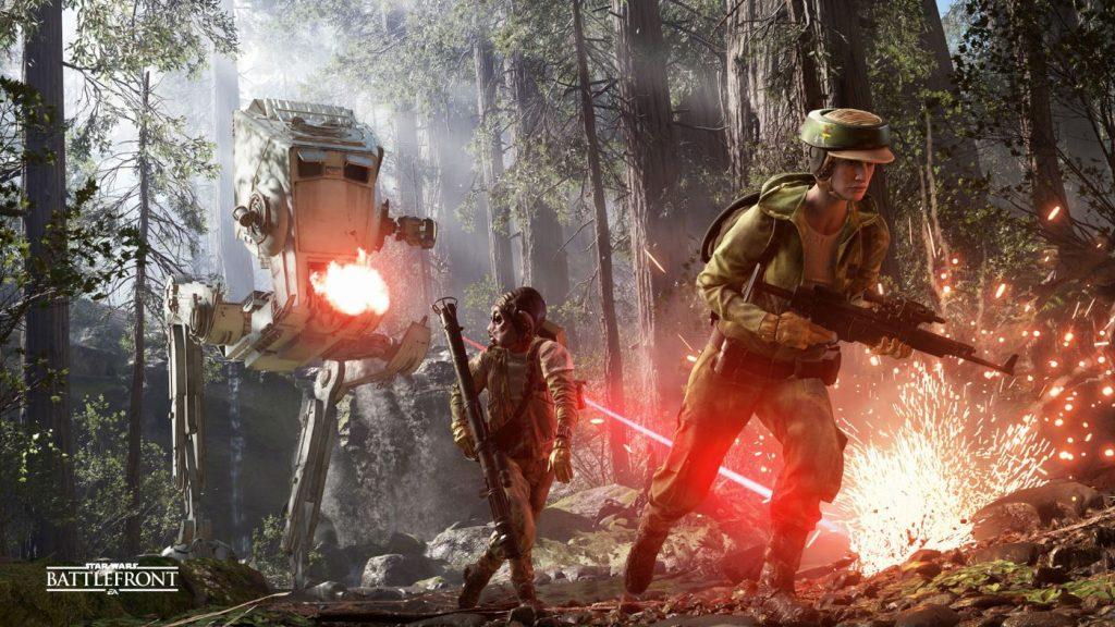 Star Wars Battlefront Fracht
