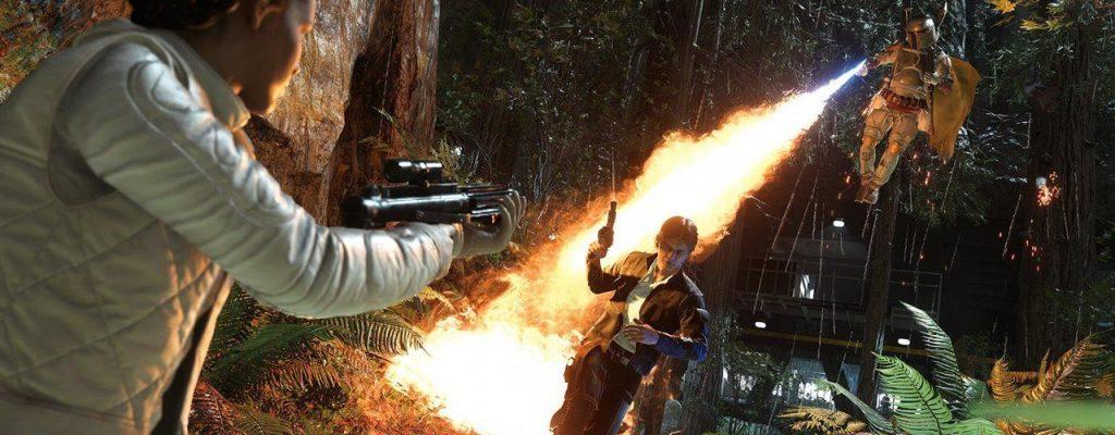 Star Wars: Battlefront im Test – Der laue Krieg der Sterne