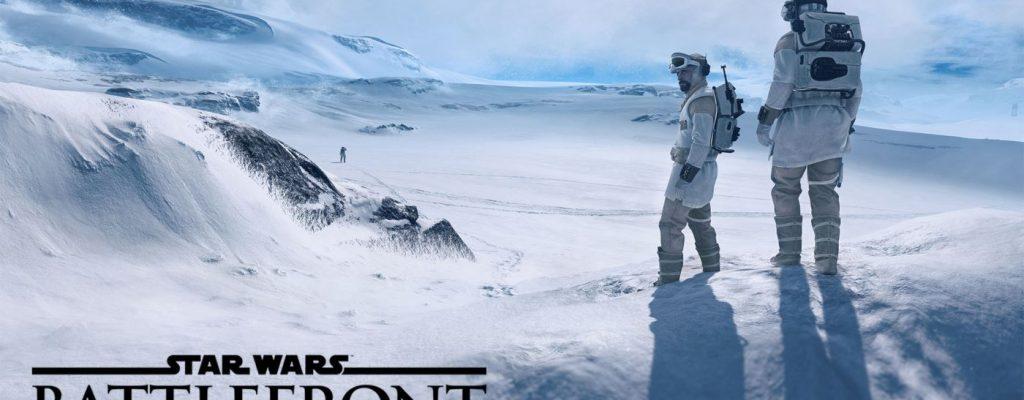 So läuft Star Wars: Battlefront auf PS4 und Xbox One