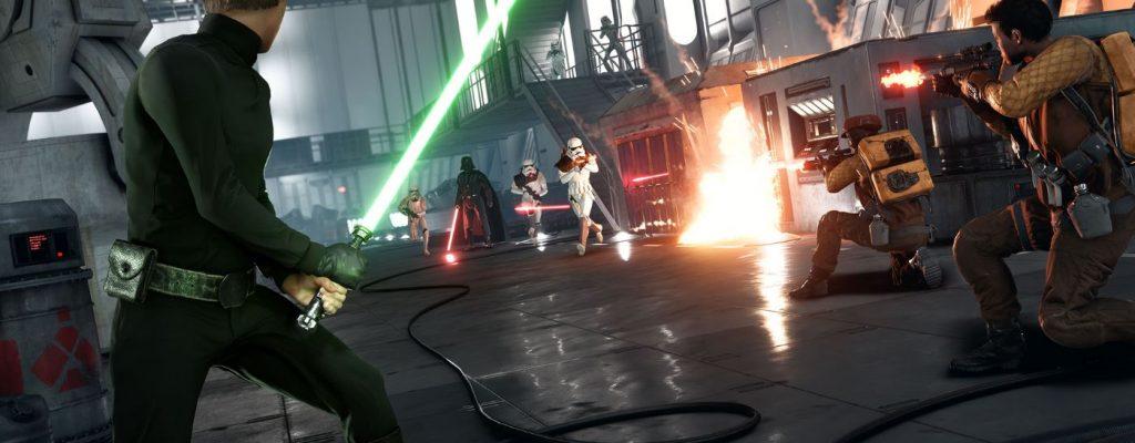 Star Wars Battlefront: PS4 erfolgreichste Plattform, Fallout 4 hat mehr Spieler zur gleichen Zeit