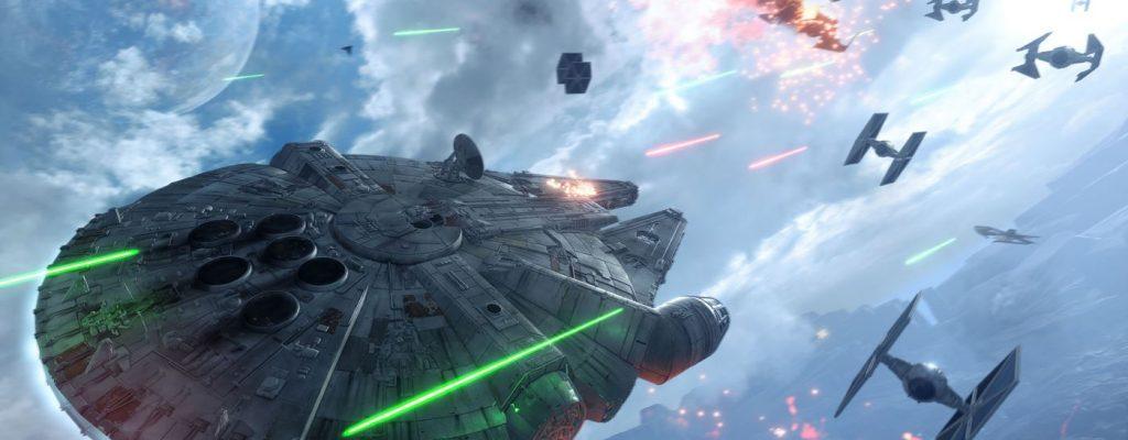 Star Wars: Battlefront – Neue Gameplay-Videos verkürzen die Wartezeit