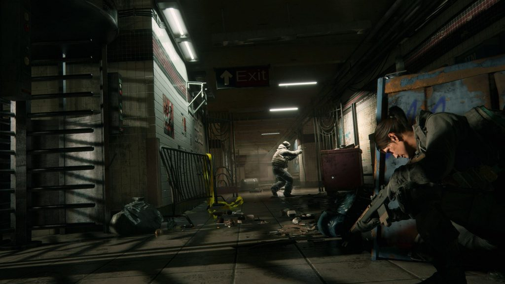 The Division Screenshot Game