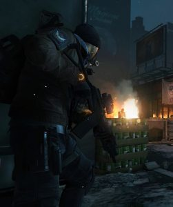 The Division Versteck