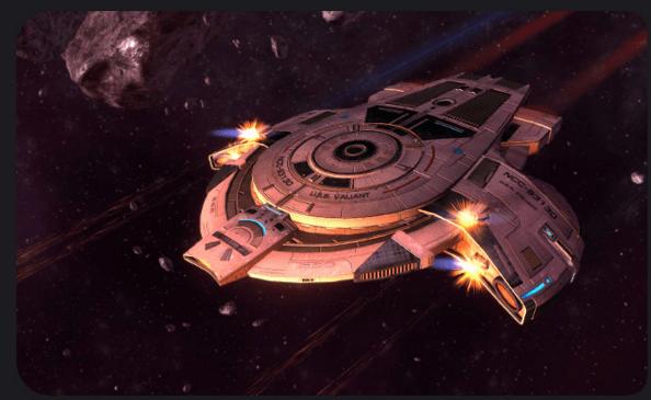 Star Trek Online feiert neue TV-Serie mit Geschenken, stellt neue Tier-6-Schiffe vor