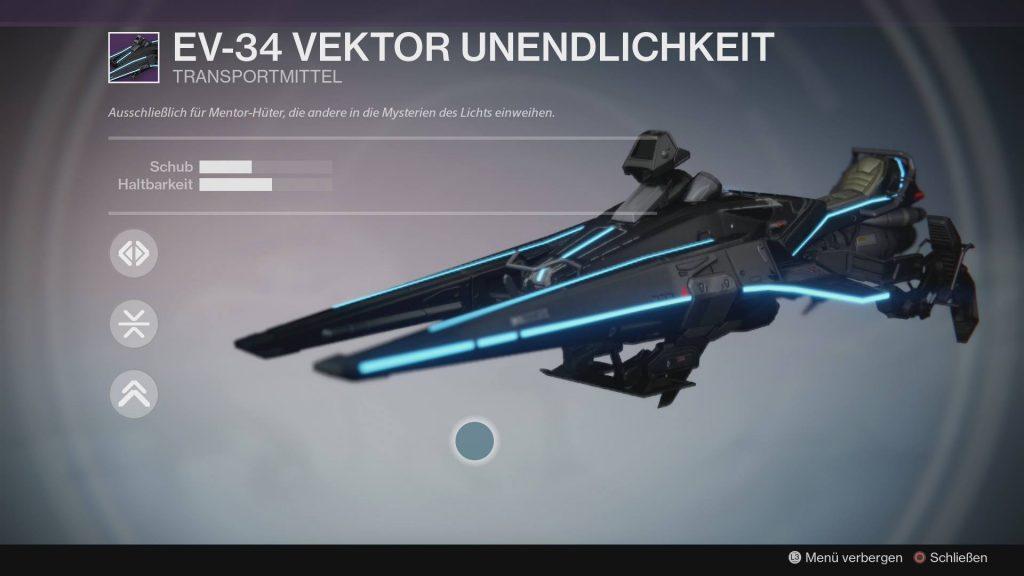 Vektor-Unendlichkeit-Sparrow