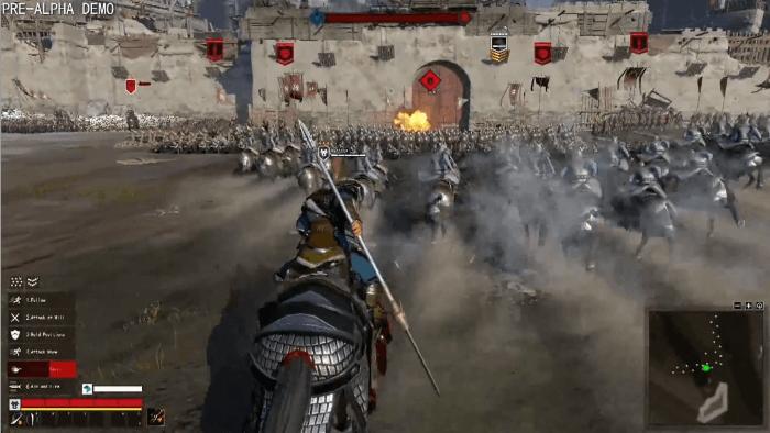 War Rage: Release auch in Europa – Burgen stürmen wie bei Total War, nur als MMO?