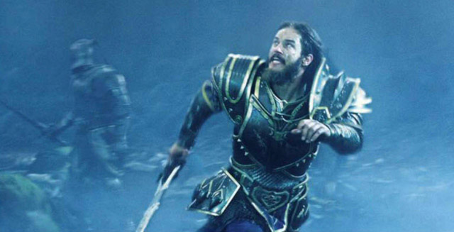 Warcraft Movie Human sprint