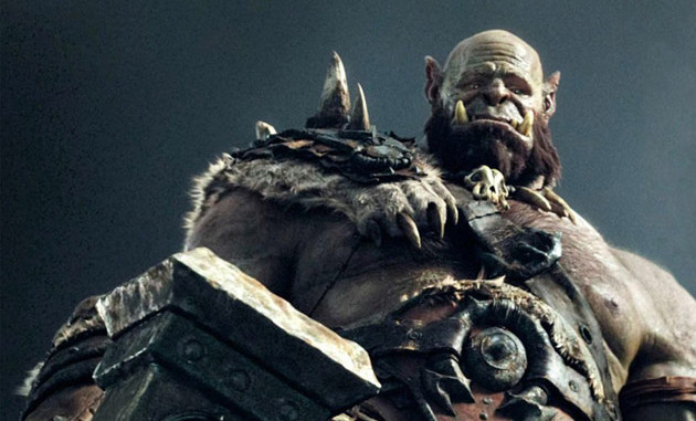 Warcraft Movie Orc Orgrim